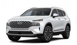Hyundai Santa Fe Hybrid SEL Premium 2022