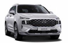 Hyundai Santa Fe Limited 2.0T 2021