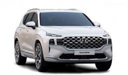 Hyundai Santa Fe Limited AWD 2022