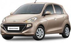 Hyundai Santro Asta 2020