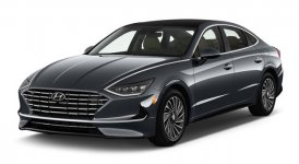 Hyundai Sonata Hybrid Limited 2021