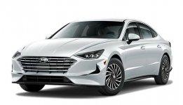 Hyundai Sonata Hybrid SEL 2022