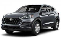Hyundai Tucson SEL AWD 2021