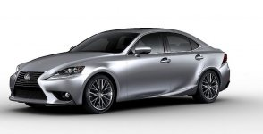 Lexus IS-Series 350 Premier 2017