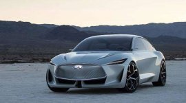 Infiniti Electric Vehicle 2021