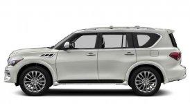 Infiniti QX80 Luxe AWD 2021