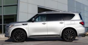 Infiniti QX80 LIMITED AWD 7-Passenger 2019