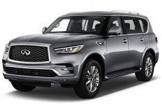 Infiniti QX80 LUXE AWD 2019