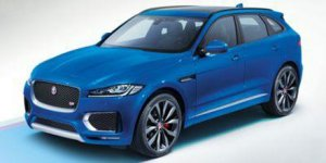 Jaguar F-PACE 25t Checkered Flag Limited Edition 2020