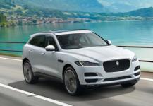 Jaguar F-Pace Premium 20d 2018