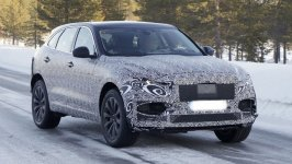 Jaguar F-Pace facelift 2021