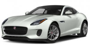 Jaguar F-TYPE Coupe Auto P300 2020