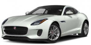 Jaguar F-TYPE Coupe Auto P300 2020