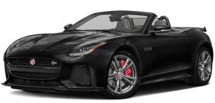 Jaguar F-TYPE Coupe Auto SVR AWD 2020