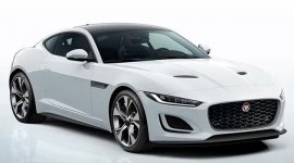 Jaguar F-Type 2.0 I Coupe 2020