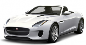 Jaguar F-Type 296HP Convertible 2019