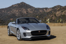 Jaguar F-Type Convertible 2018