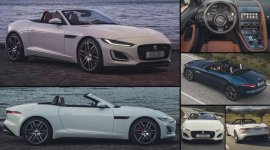 Jaguar F-Type Convertible 2021