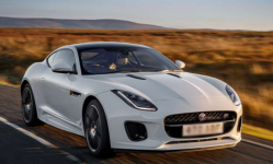 Jaguar F-Type Convertible 340HP Auto 2019