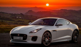 Jaguar F-Type Convertible 340HP Manual 2019