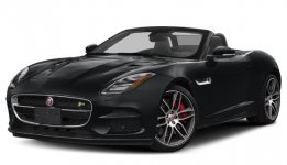 Jaguar F-Type Convertible Auto R AWD 2020