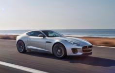 Jaguar F-Type Coupe 2.0 2018