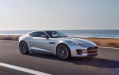 Jaguar F-Type Coupe 2018