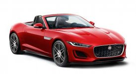 Jaguar F-Type First Edition Convertible 2021