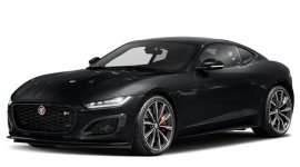 Jaguar F-Type P300 Coupe 2021