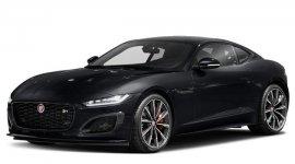 Jaguar F-Type P300 Coupe 2021