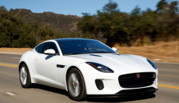Jaguar F-Type R-Dynamic Coupe Manual 2019