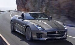 Jaguar F-Type R-Dynamic Conviertible 2018