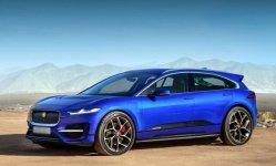 Jaguar I-Pace SVR 2021