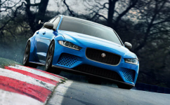 Jaguar XE Project 8 2019