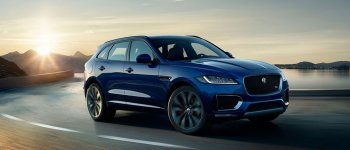 Jaguar F-Pace Portfolio 2017