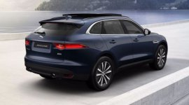 Jaguar F-Pace Pure 2017