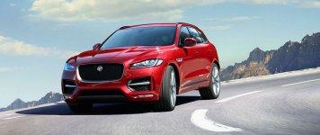 Jaguar F-Pace R-Sport 2017