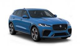 Jaguar F-Pace SVR 2022