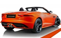 Jaguar F-Type 3.0L V6 2017