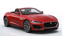 Jaguar F-Type Convertible 2021
