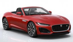 Jaguar F-Type R Convertible 2021