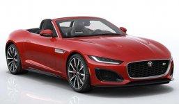 Jaguar F-Type R Convertible 2022