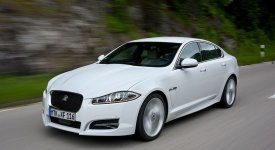Jaguar XF RS 2015