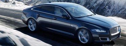 Jaguar XJ LWB Luxury 2017