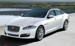 Jaguar XJ LWB Premium Luxury 2017