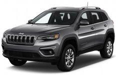 Jeep Cherokee Altitude 2020
