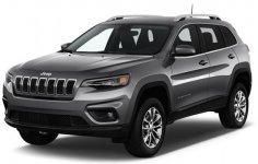 Jeep Cherokee Latitude 2020