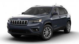 Jeep Cherokee Latitude 4x4 2022