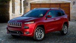 Jeep Cherokee Latitude FWD 2021