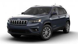 Jeep Cherokee Latitude Lux 2021